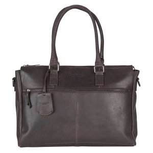 """Burkely On The Move Laptopbag 15"""" Zipper brown"""