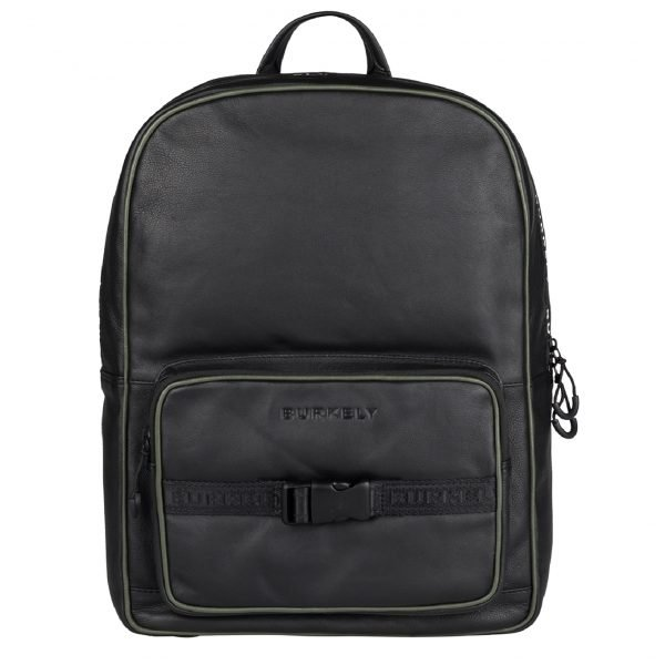 Burkely Rebel Reese backpack black