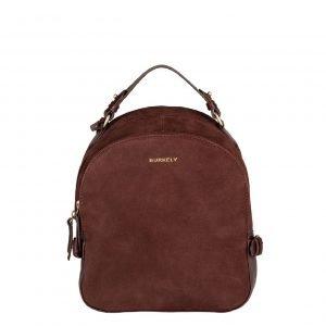 Burkely Soul Sky Backpack port red Damestas