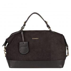 Burkely Soul Sky Handbag S black Damestas