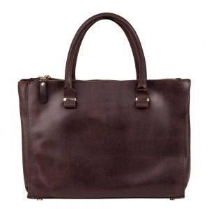 Burkely Vintage Wieske 2-Zipper Bag brown Damestas