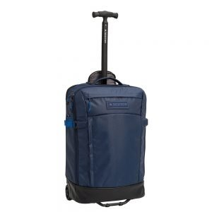 Burton Multipath Carry-On Reistas dress blue coated Handbagage koffer Trolley