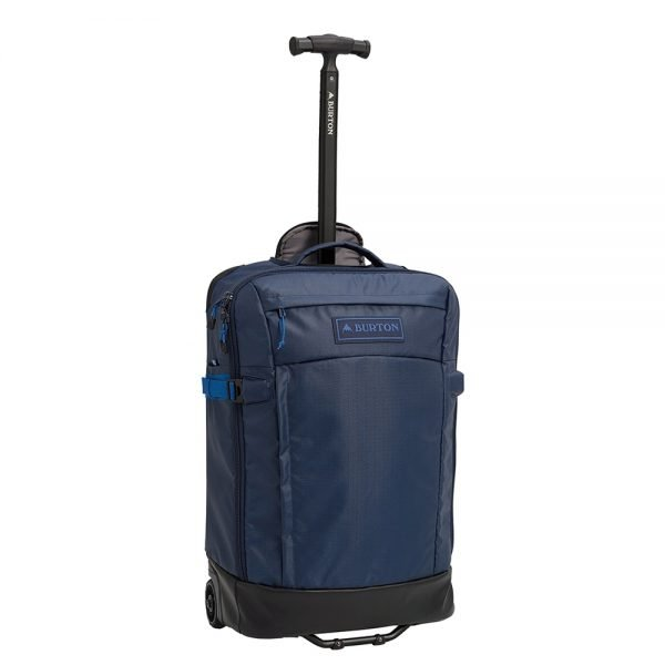 Burton Multipath Carry-On Reistas dress blue coated Handbagage koffer Trolley