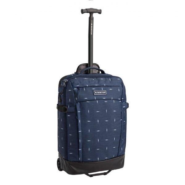 Burton Multipath Carry-On Reistas dressblue Handbagage koffer Trolley