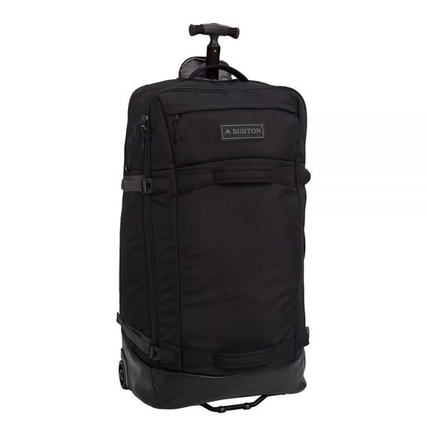 Burton Multipath Checked Reistas true black ballistic Trolley Reistas