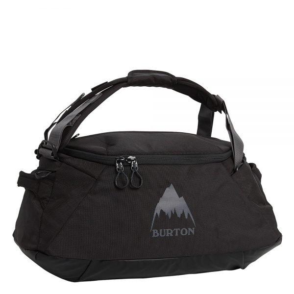 Burton Multipath Duffle 40L true black ballistic Weekendtas