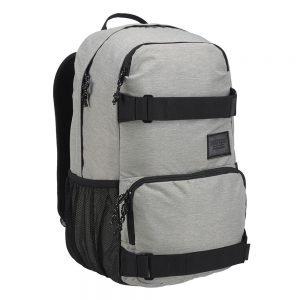 Burton Treble Yell Rugzak grey heather backpack