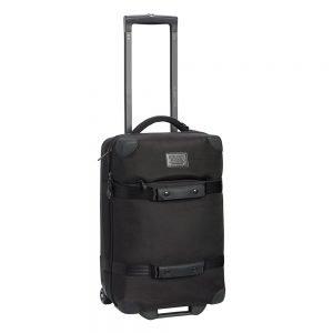 Burton Wheelie Flight Deck Reistas true black ballistic Zachte koffer