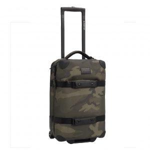 Burton Wheelie Flight Denk Reistas worn camo ballistic Zachte koffer