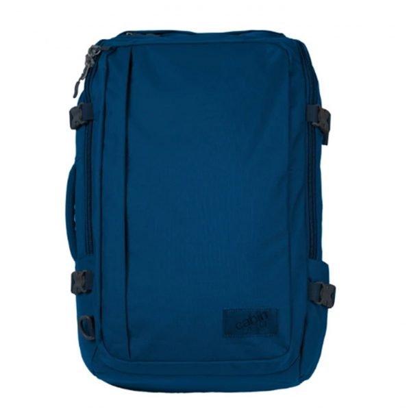 CabinZero Adventure 42L Cabin Backpack atlantic blue Trolley Weekendtas