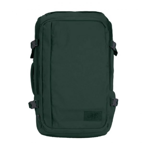 CabinZero Adventure 42L Cabin Backpack mossy forest Trolley Weekendtas