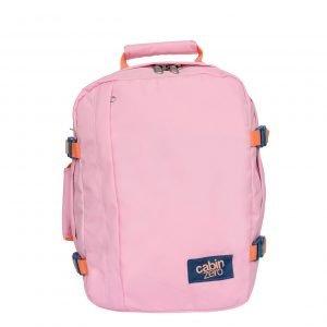 CabinZero Classic 28L Cabin Backpack flamingo pink Weekendtas