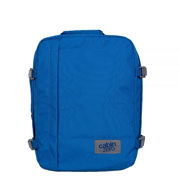 CabinZero Classic 28L Ultra Light Cabin Bag jodhpur blue Weekendtas