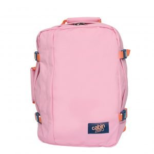 CabinZero Classic 36L Cabin Backpack flamingo pink Weekendtas
