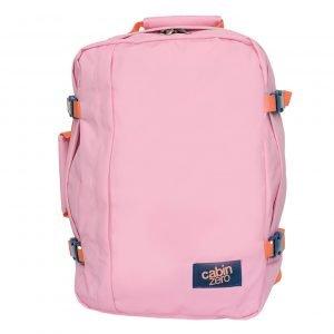 CabinZero Classic 44L Cabin Backpack flamingo pink Weekendtas