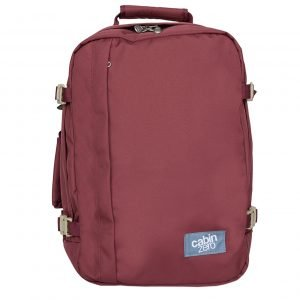 CabinZero Classic 44L Cabin Backpack napa wine Weekendtas