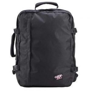 CabinZero Classic 44L Ultra Light Cabin Bag absolute black Weekendtas