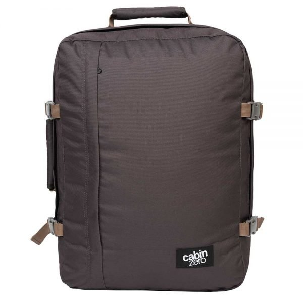 CabinZero Classic 44L Ultra Light Cabin Bag black sand Weekendtas