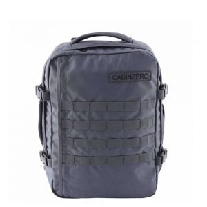 CabinZero Military 28L Lightweight Cabin Bag military grey Weekendtas