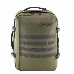 CabinZero Military 36L Lightweight Cabin Bag military green Weekendtas