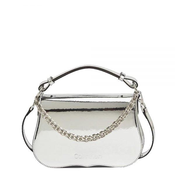 Calvin Klein Americana Shoulder S silver Damestas