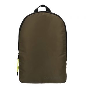 Calvin Klein Trail Round Backpack camouflage
