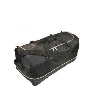 Car-Bags Basics Oprolbare Reistas Met Wielen 78 zwart Trolley Reistas