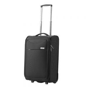 CarryOn Air 2 Wiel Koffer 55 black Zachte koffer
