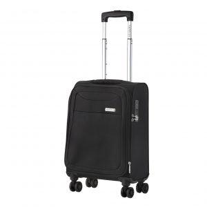 CarryOn Air Koffer 55 black Zachte koffer
