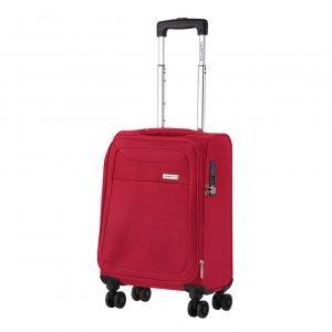 CarryOn Air Koffer 55 cherry red Zachte koffer