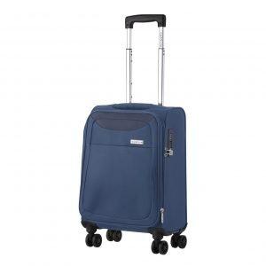CarryOn Air Koffer 55 steel blue Zachte koffer