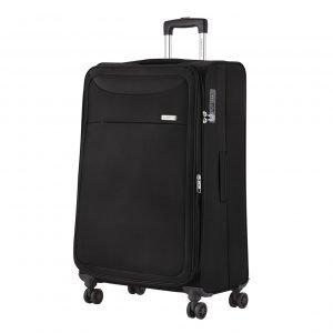 CarryOn Air Koffer 77 black Zachte koffer