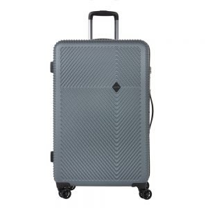CarryOn Connect 4 Wiel Trolley 77 dark grey Harde Koffer