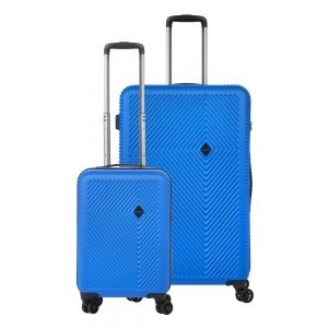 CarryOn Connect Trolleyset 2pc blue