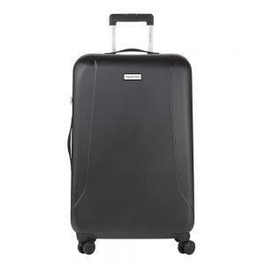 CarryOn Skyhopper 4 Wiel Trolley 78 black Harde Koffer