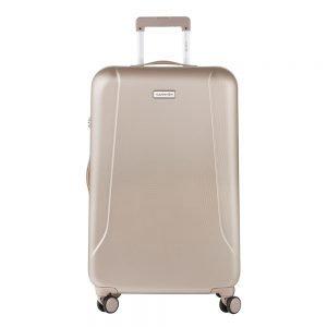 CarryOn Skyhopper 4 Wiel Trolley 78 champagne Harde Koffer