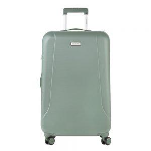 CarryOn Skyhopper 4 Wiel Trolley 78 olive Harde Koffer