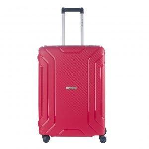 CarryOn Steward Trolley 65 red Harde Koffer