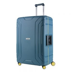 CarryOn Steward Trolley 75 ice blue Harde Koffer