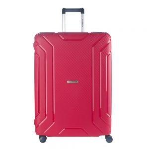 CarryOn Steward Trolley 75 red Harde Koffer