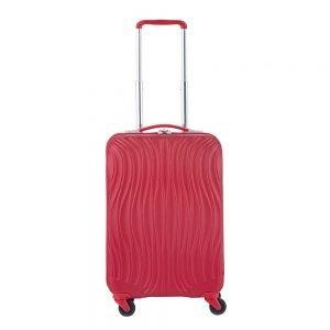 CarryOn Wave Koffer 55 rood Harde Koffer