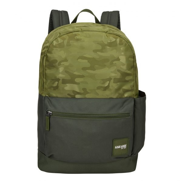 Case Logic Campus Founder Backpack 26L green/camo