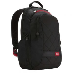 "Case Logic DLBP Line Laptop Backpack 14"" black backpack"