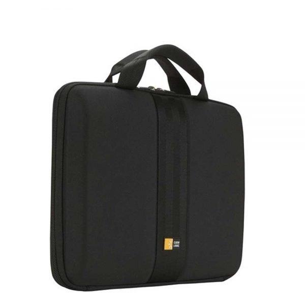 "Case Logic QNS Line 16"" Hard Shell Laptop Case black Laptopsleeve"