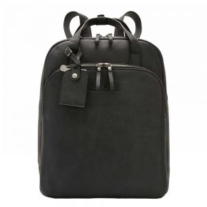 """Castelijn & Beerens Carisma Laptop Rugzak 15.6"""" + tablet zwart backpack"""