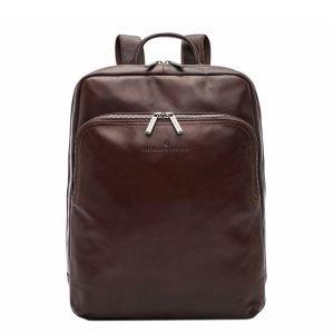 """Castelijn & Beerens Firenze Business Rugzak 15.6"""" + Tablet mocca backpack"""