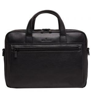 Castelijn & Beerens Nappa X Charlie Laptop / Tablet Tas 15.6'' zwart