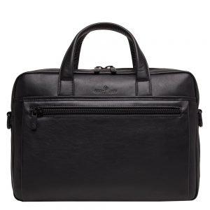 Castelijn & Beerens Nappa X Echo Laptop / Tablet Tas 15.6'' zwart