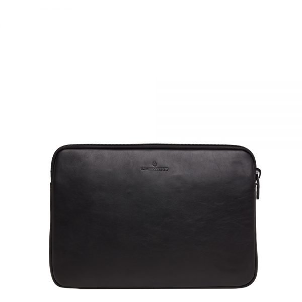 Castelijn & Beerens Nappa X Oscar Laptopsleeve 13'' zwart Laptopsleeve