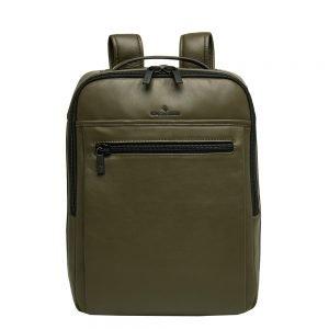 Castelijn & Beerens Nappa X Victor Rugzak 15.6'' + Tablet dark millitary backpack